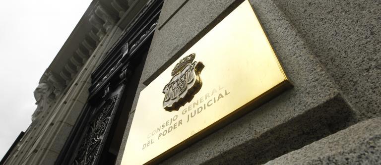 El CGPJ paraliza temporalmente el nombramiento de cargos judiciales hasta que se realice su renovación