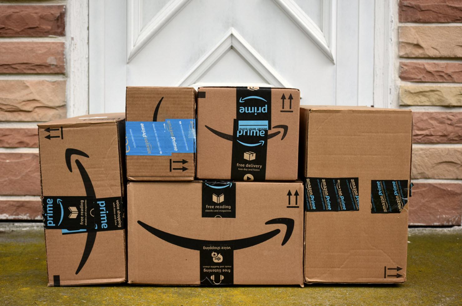 Amazon no necesita numero de telefono