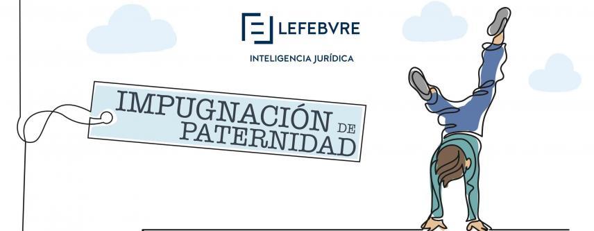 INFOGRAFIA IMPUGNACIÓN DE PATERNIDAD