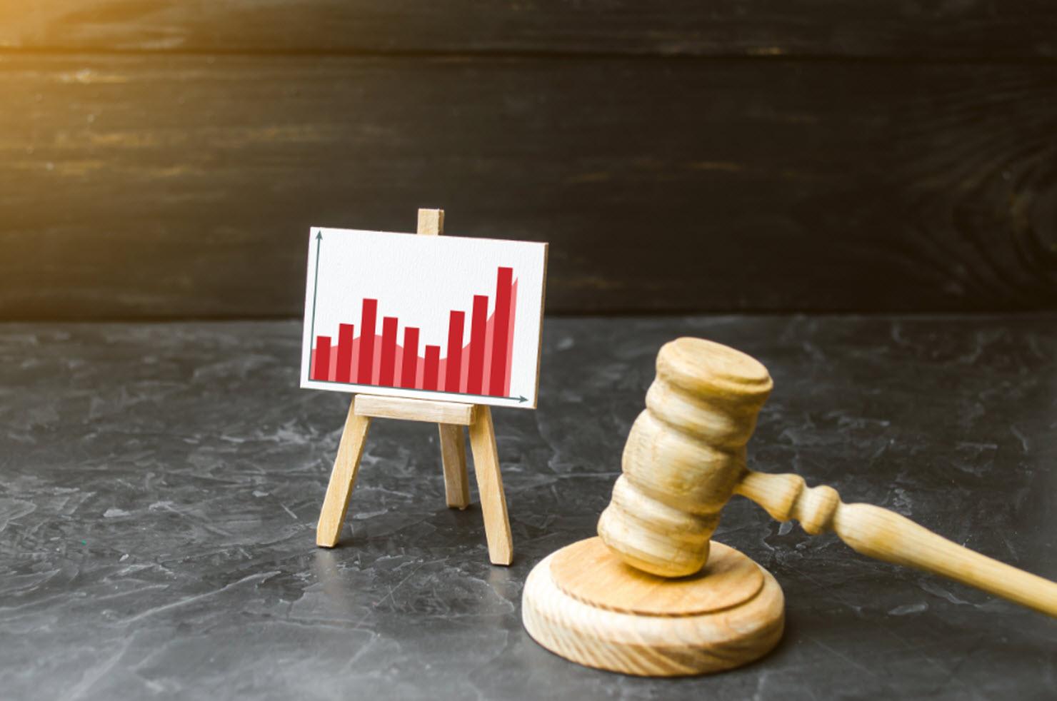 Estadísticas judiciales de 2018