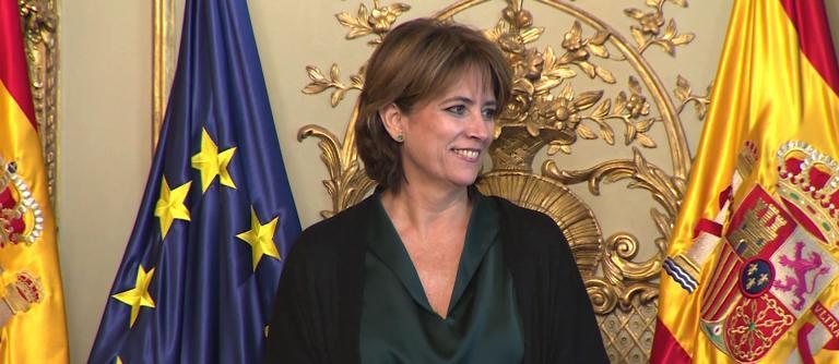 El CGPJ considera por mayoría que Dolores Delgado reúne los requisitos para ser fiscal general del Estado