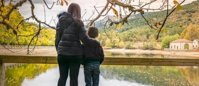 El TSJ de Aragón ratifica que la custodia de menores y el régimen de visitas se mantenga