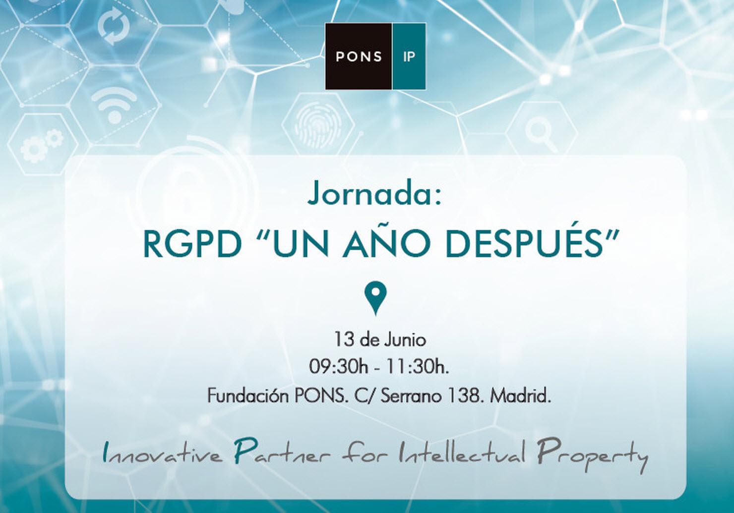 Jornada RGPD