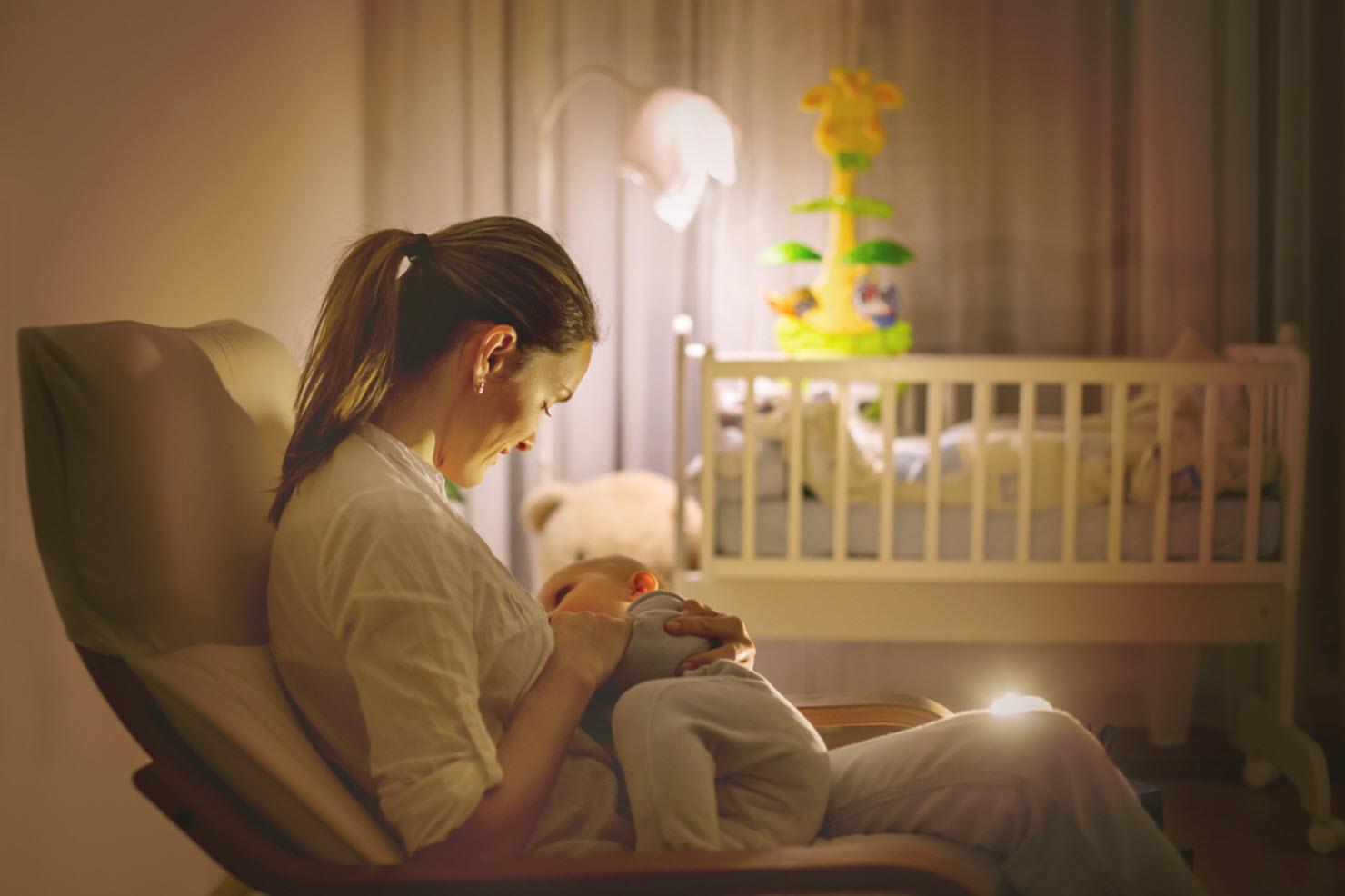 Devolución maternidad