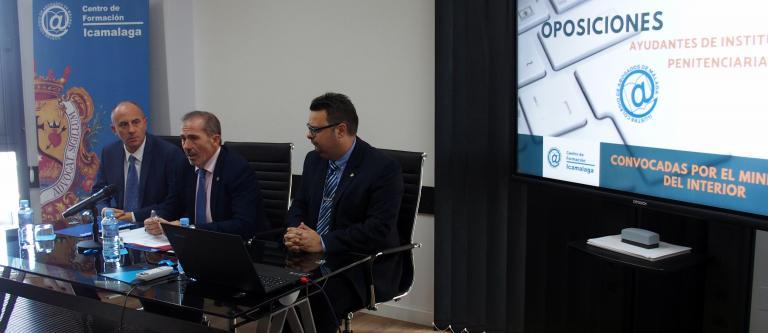 El Centro de Formación del Colegio de Abogados de Málaga comienza a preparar a opositores para la Administración Pública