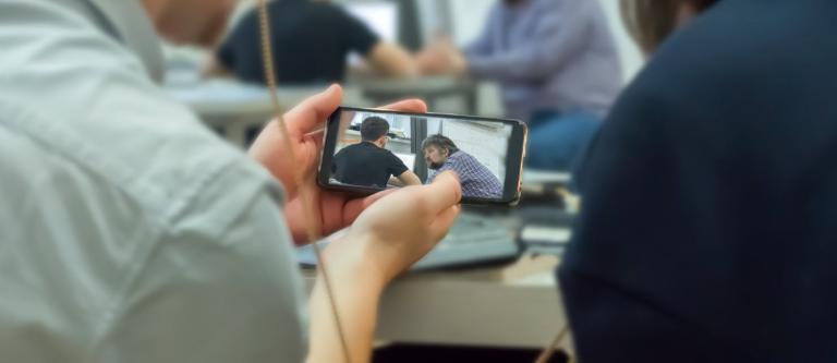 No se puede utilizar un vídeo grabado por un empleado para sancionar a otro