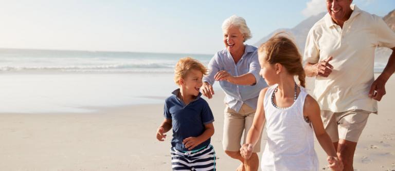 Límites a los abuelos de implicarse en exceso en la crianza de los nietos