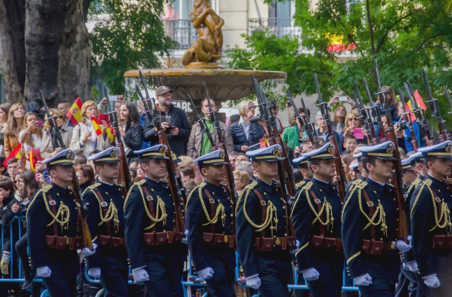 Apertura año judicial jurisdicción militar