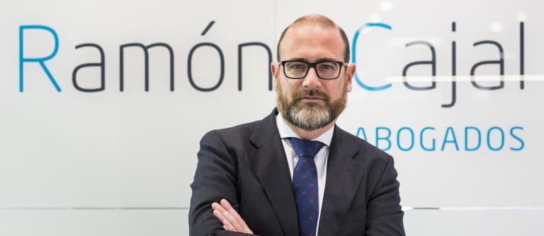 Ramón y Cajal Abogados incorpora a Gonzalo Rocafort como socio del área Fiscal de la oficina de Barcelona