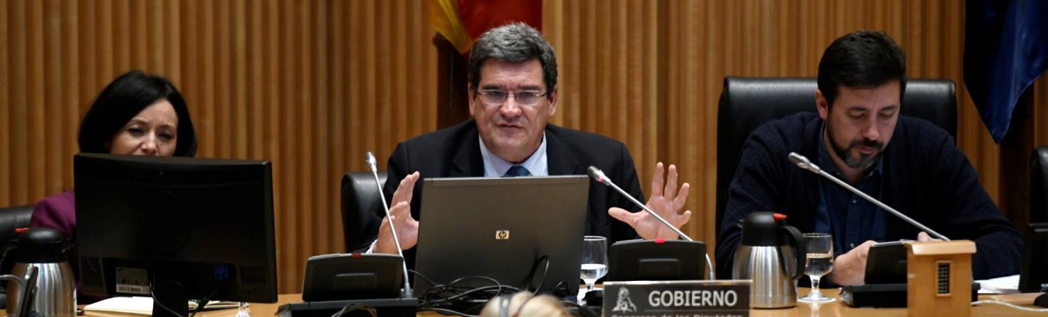 José Luis Escrivá Ministerio de Seguridad Social