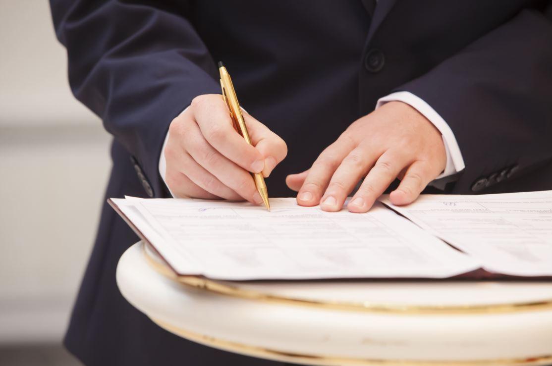 Servicios mínimos de notarías y Registros