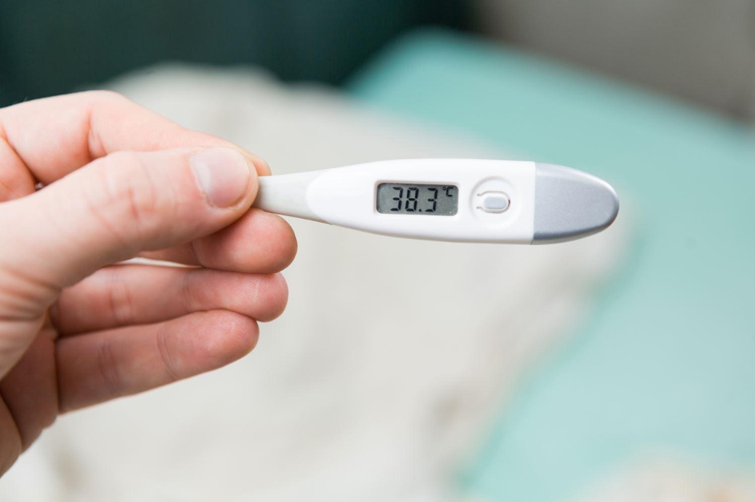 Toma de temperatura y AEPD