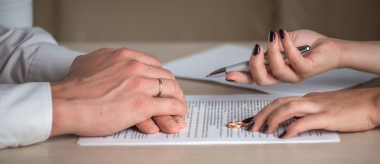 Las demandas de separación y divorcio aumentan un 16,6  en el tercer trimestre de 2020 tras la paralización de los procesos por el COVID-19