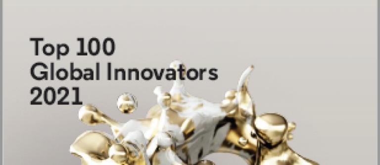 Top 100 Global Innovators 2021 (Clarivate)