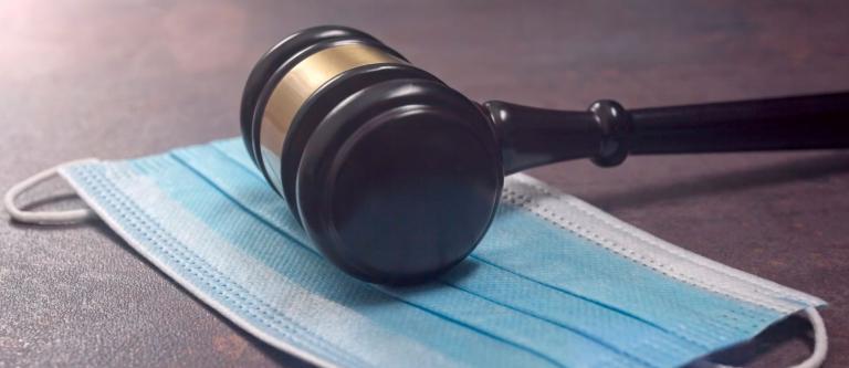 El TSJ de Aragón estudia presentar una cuestión de inconstitucionalidad por los Reales Decretos que declararon el segundo estado de alarma y su prórroga