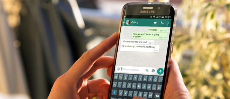 Expulsión de grupo de whatsapp corporativo de trabajador despedido